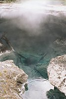 Demon's Cave, Yellowstone