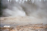 Catfish Geyser, Upper Geyser Basin, Yellowstone